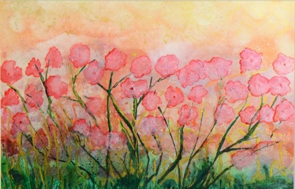 2015 Spring Flowers - Sold